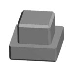 300958_Drive-cap-for-2in_O.D.-Square-Tube
