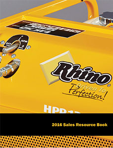 Hydraulic Sales Resource Book