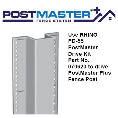 Master Halco PostMaster Plus