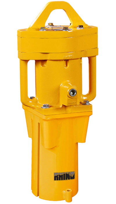 Rhino PD-200S Slotted Pile Driver